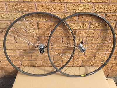 Mavic Open Pro Tubular Shimano 105 5800 DT 11 Speed Cyclocross / Road Wheels