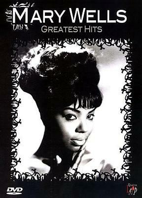 MARY WELLS Greatest Hits DVD NEW & SEALED CLASSIC SOUL MOTOWN > REGION FREE