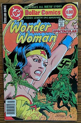DC SPECIAL SERIES #9 **WONDER WOMAN** **RARE COMIC** 80 Pages!! *BIG MOVIE* 1978