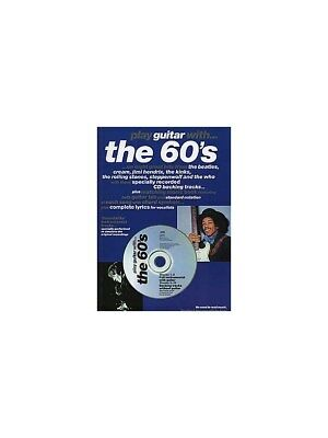 LEARN TO PLAY Guitar With The 60\'s Pop Hits Tab with Chord Symbols ...