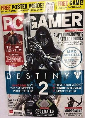 Pc Gamer Magazine Issue 307 August 2017