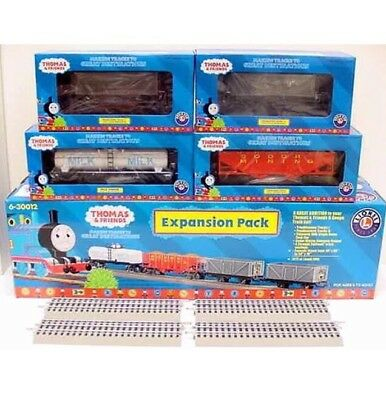 O-Gauge - Lionel - Thomas & Friends Expansion Pack (6-30012) Factory New