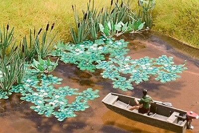 Walthers-SM Botanicals Lily Pads - HO
