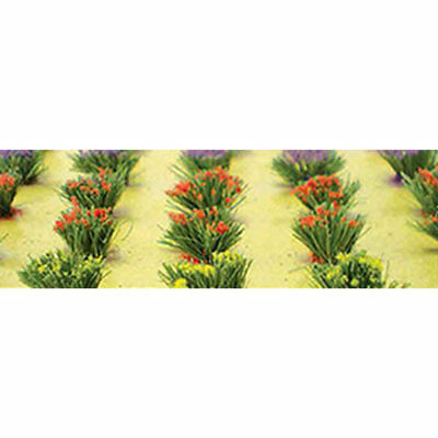 JTT Scenery Products-Flower Bushes, 3/8' (30)