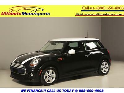"2015 Mini Cooper 2015 LEATHER SPORT MODE 15""ALLOYS BLUETOOTH 2015 MINI COOPER LEATHER SPORT MODE GREEN MODE KEYLESS BLUETOOTH"