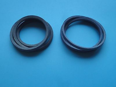 Rally Fyx850 Rotavator Tiller Forward & Reverse Pix Drive Belt Set 133035/2614J
