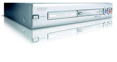 Philips HDRW 720 DVD Recorder Hard Disk TV Guide + Remote