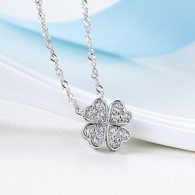 New Women's  Sterling Silver Jewellery with Cubic Zirconia-CZ Designer Pendant