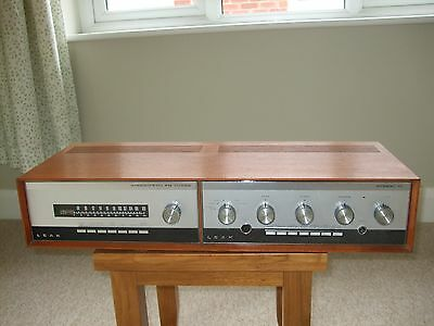 Leak Stereo 70 & Stereofetic FM Tuner in Superb Condition