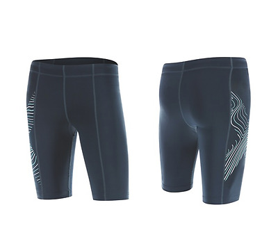 2XU - Women's Hyoptik Compression Short (WA4168b-OMB/LUM) Size: XL - 50% Off