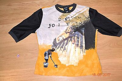 jean paul gaultier maille collection vintage t-shirts size42