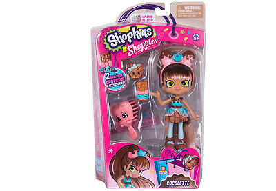 Cocolette Shoppies Doll by Shopkins