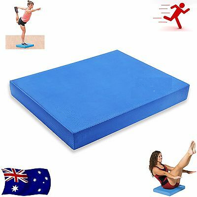 Balance Pad Wobble Board Yoga Pilates Physio, Posture Stability Gym