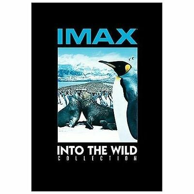 IMAX Into The Wild Collection (DVD, 2007, 8-Disc Set)