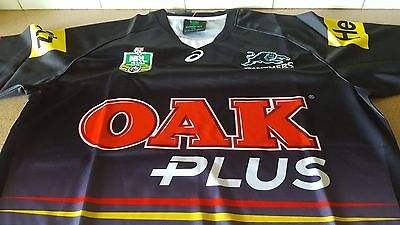 Penrith Panthers NRL 2017 Home Jersey... Brand new with Tags !!!!! ....