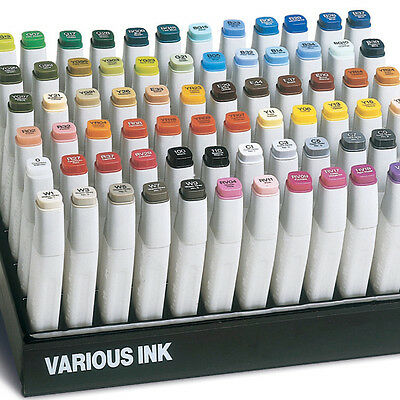 Copic Various Refill ink for all Copic marker ranges: Blue colour