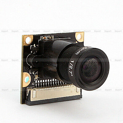 Infrared Night Vision Camera Board IR 5MP For Raspberry Pi Fixed Focus Module