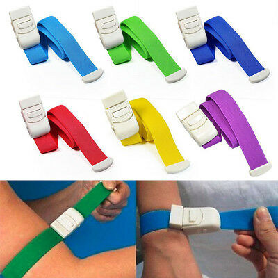 Occlusion Tourniquets - Quick Release Tourniquet Bands- one-handed operation