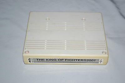 NEO GEO MVS Rom The king of fighters 2001 Japan Game Arcade