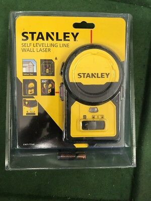 Stanley Intelli Tools Self Levelling Wall Laser [Stht1-77149]