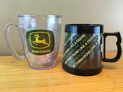 John Deere Tervis Coffee Cup + Insulated Thermo Serve