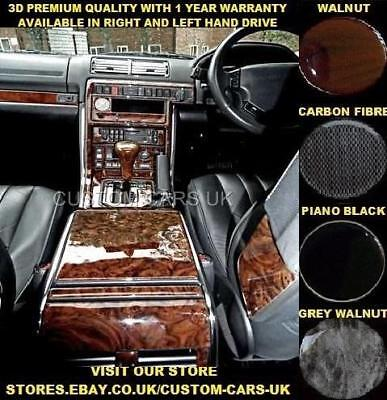 LAND ROVER RANGE ROVER P38 (1994-2002) Dash Kit - Walnut - Carbon - Piano Black
