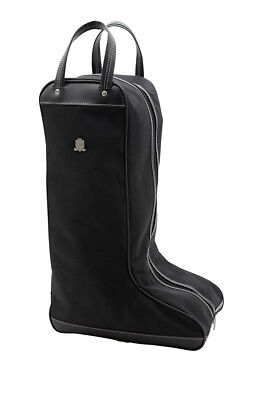 HORKA Riding Boot Bag - Black