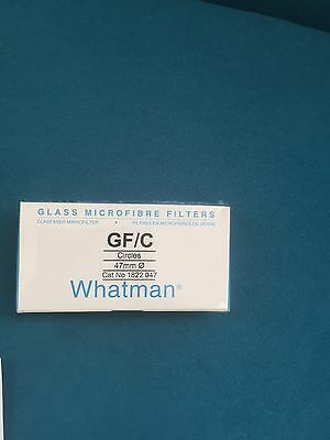 Whatman Filters GF/C Glass Fibre Micro filters 47mm