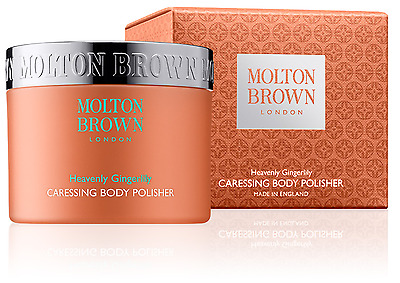 Molton Brown Heavenly Gingerlily Caressing Body Polisher - 275g