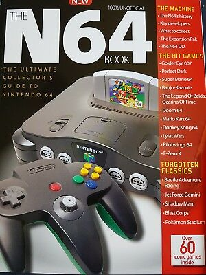 The N64 Collectors Guide Book