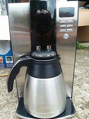 Mr Coffee Thermal Gourmet Coffee Maker : CM3001B1 Cooks Essentials 10 CUP Stainless Grind & Brew Tested Coffee Maker CAD USD 10.03 ...