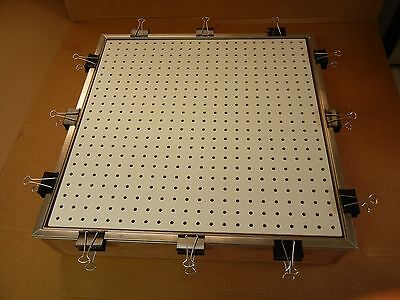 24 x 24 Vacuum Forming /Former Thermoform Plastic Forming Box/Machine/Table