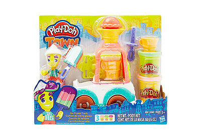 Playdoh Town Ice Cream Truck by Playdoh
