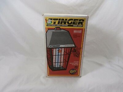 New Stinger UV007 Compact Outdoor Bug Mosquito Zapper for 5000 Sq Ft Made in USA