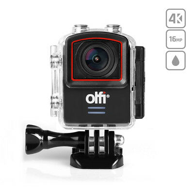 Olfi Camera - The Olfi one.five 4k HDR Action Camera