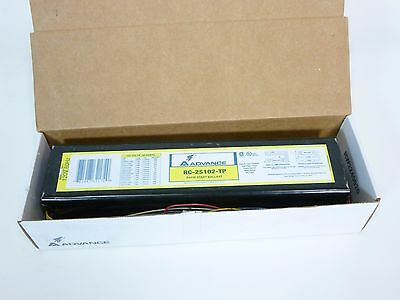 Philips Advance RC-2S102-TP VHO Rapid Start Ballast 120VAC 60Hz NEW IN BOX