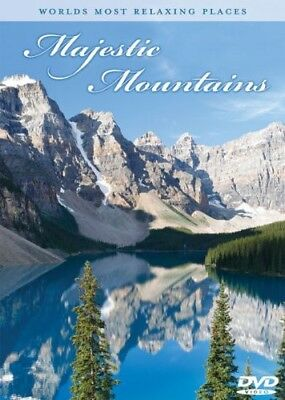 World's Most Relaxing Places: Majestic Mountains (DVD Used Like New)
