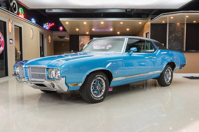 1971 Oldsmobile Cutlass  Frame Off Restored! #s Matching 350ci V8, Broadcast Sheet, Factory A/C, PS, PB!