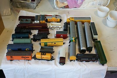 Vintage Train Pieces - Mixed Lot