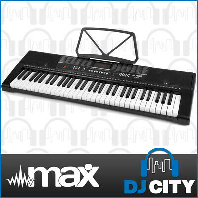 MAX KB2 61 Keys Electronic keyboard Electric Piano w/ 255 Rhythms + Timbres