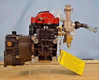 Hypro Hydrostatic Diaphragm Pump 9910-D30BGRGI w/ Gearbox Regulator