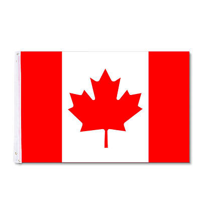 MS 3 x 5 Foot High Quality Canadian Flag Large