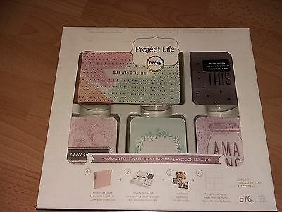 PROJECT LIFE - BECKY HIGGINS - komplettes Core Kit CHARMING EDITION - OVP