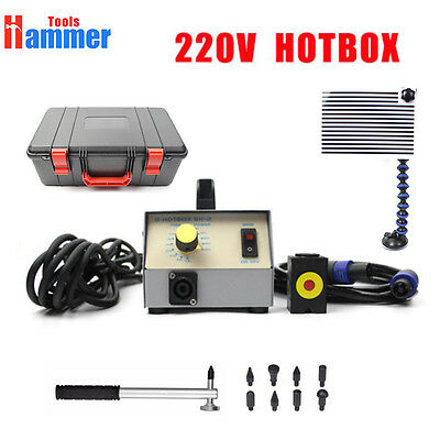 paintless dent repair 220V Hot Box  System Induction machine
