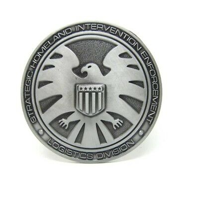 Marvel's Agents of SHIELD Belt Buckle
