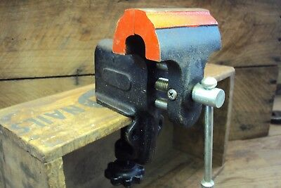 Vintage Jewellers Vice 2-1/2inch 75mm Old Tools