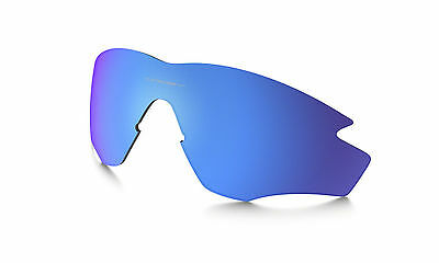Authentic Oakley M2 FRAME SAPPHIRE IRIDIUM Replacement LENS 100-720-022