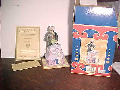 Emmett Kelly Cabbage Mint in Box FREE SHIP LOWER 48 STATES