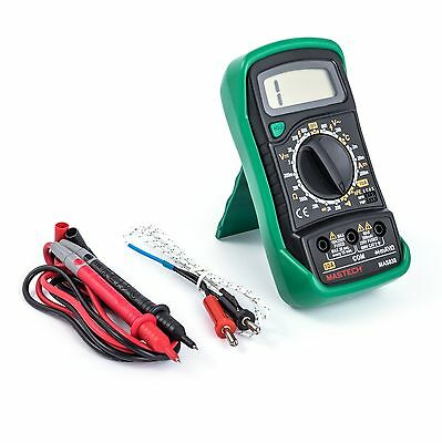 MAS838 Multimeter Mastech Digital Profi Hand-Multimeter A/V/Ohm/Temperatur