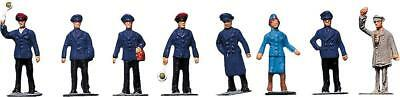 Faller 158031 Railway Personnel. Scale Z 1:220